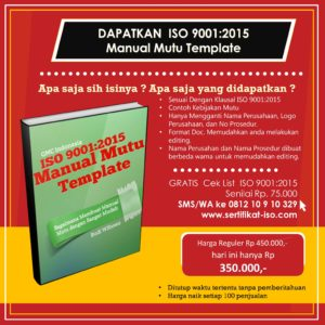 Manual Mutu ISO 9001:2015 Te