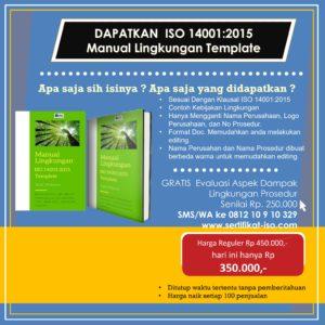 Manual Lingkungan ISO 14001:2015